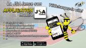 "Application ""JSA Tennis"""