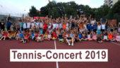 Tennis-Concert 2019