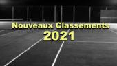 Classement 2021